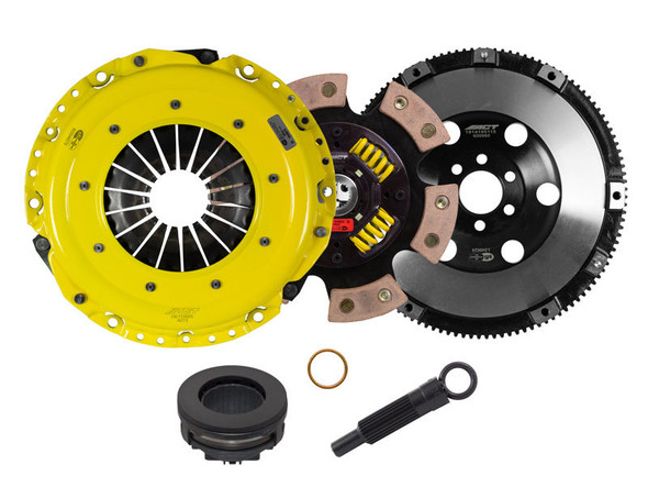 ACT 06-08 Audi A4 (B7) 2.0L Turbo HD/Race Sprung 6 Pad Clutch Kit