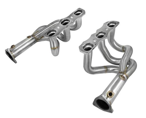 aFe Power Elite Twisted Steel Headers RACE 304 Stainless Steel 12-14 Porsche 911 (991) C2S 3.8L