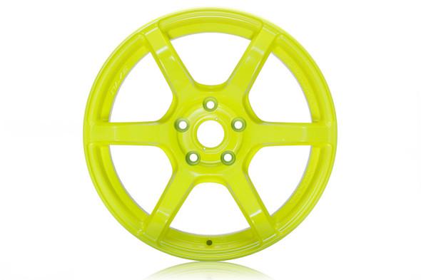 Gram Lights 57C6 17x9 +40 5-100 Luminous Yellow
