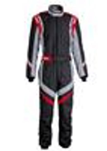 Sparco Suit Prime SPEC SP-16 Special Edition 60 X-Large Wht/Blk