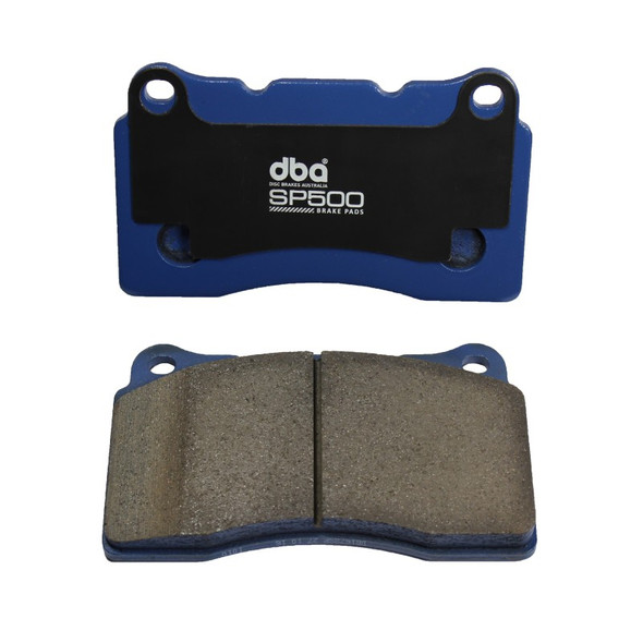 DBA 14-15 Chevy Camaro SP500 Front Brake Pads