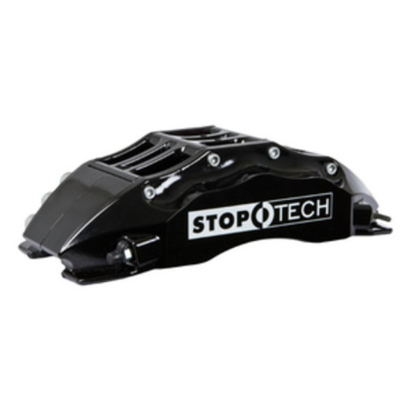 StopTech 08-13 BMW M3 w/ Black ST-60 Calipers 380x35mm Slotted Rotors Front Big Brake Kit