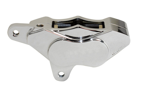 Wilwood Caliper-GP310 Chrome Front L/H 84-99 1.25in Pistons .25in Disc
