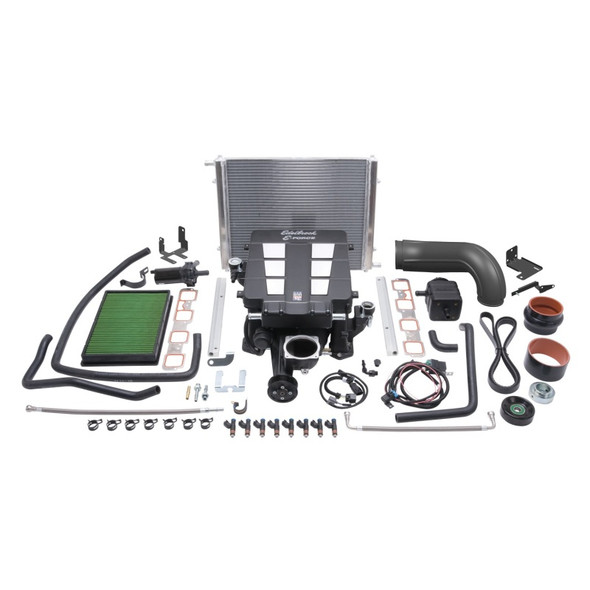 Edelbrock Supercharger Stage 1 - Street Kit 2009-2014 Dodge Ram 5 7L Hemi w/ o Tuner