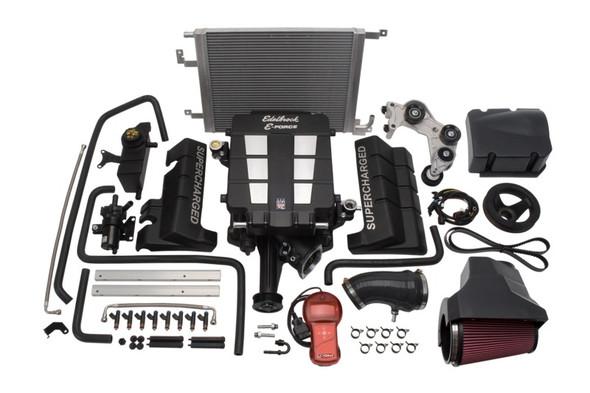 Edelbrock Supercharger Stage 1 - Street Kit 2005-2010 Chrysler Lx and Lc 6 1L Hemi w/ Tuner