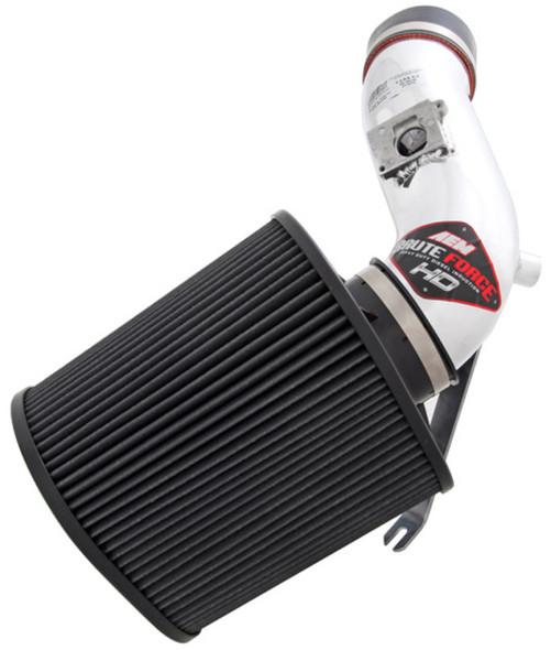 AEM 04-06 Ford F Series Super Duty Diesel Polished Workhorse 6.0L Power Stroke Intake