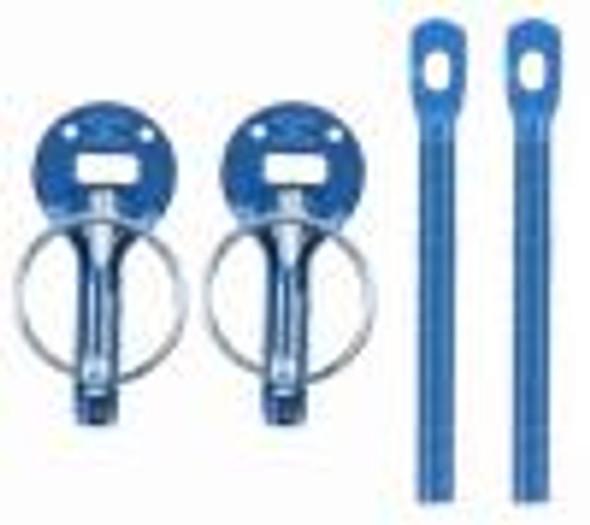 Sparco Hood Pin Blue