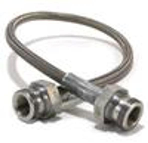 Clutch Masters 07-13 Mazda MazdaSPEED3 2.3L Hydraulic Steel Braided Clutch Line