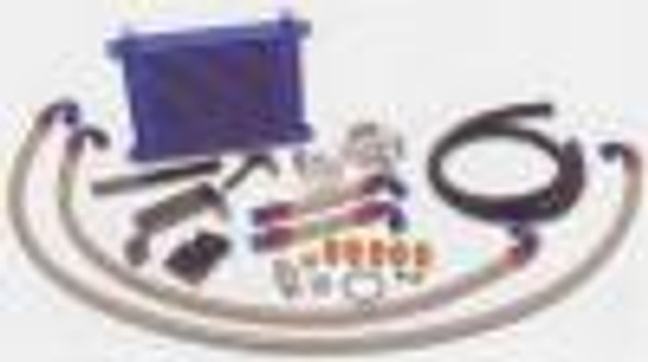 GReddy 99-02 Nissan Skyline Oil Cooler NS1310G/STD ER34 Kit