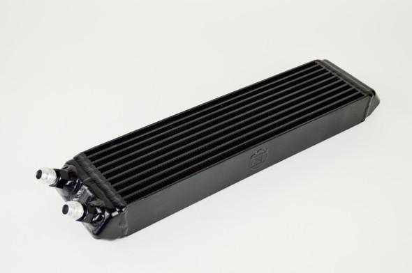 CSF Universal Dual-Pass Internal/External Oil Cooler - 22.0in L x 5.0in H x 2.25in W