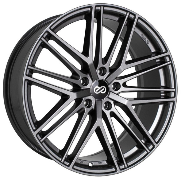 Enkei Phantom 18x8 5x108 40mm Offset 72.6mm Bore Anthracite Wheel