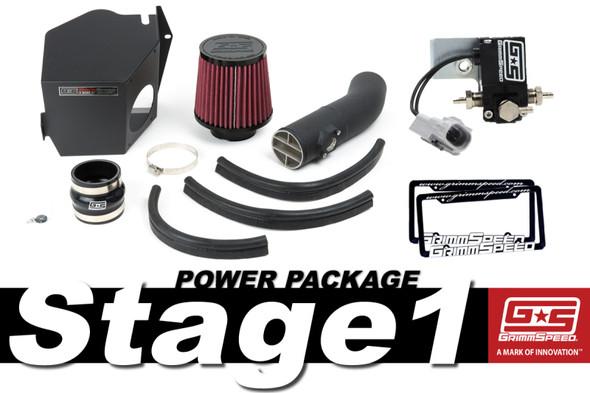 Grimmspeed Stage 1 Power Package - 08-14 Subaru STI