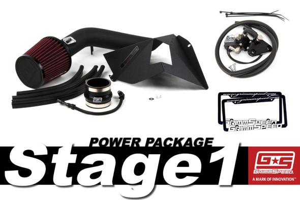 Grimmspeed Stage 1 Power Package - 15+ Subaru WRX