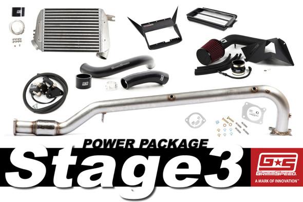 Grimmspeed Stage 3 Power Package - 15+ Subaru WRX