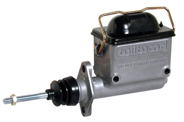 Wilwood High Volume Aluminum Master Cylinder - 1in Bore