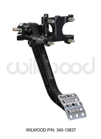 Wilwood Adjustable Brake Pedal - Rev. Swing Mount - 5.1:1