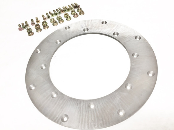 McLeod Aluminum Flywheel Heat Shield Kit w/ Hardware (For 563408/563406/563100)