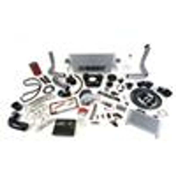 KraftWerks 00-03 Honda S2000 30mm Belt Supercharger Kit w/ AEM V2 BLACK Head Unit
