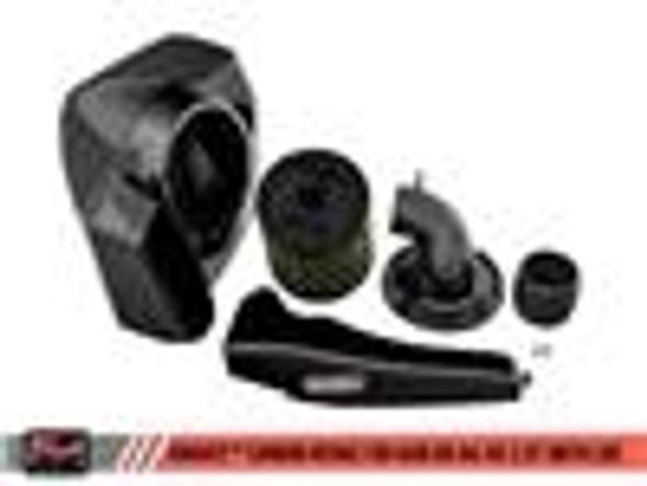 AWE Tuning Audi B9 A4/A5 2.0T Quattro Carbon Fiber AirGate Intake w/ Lid