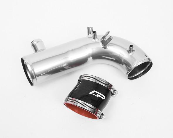 AP 02-07 Subaru WRX / 08 STI Hard Turbo Inlet Pipe Kit 2.5in Inlet Polished