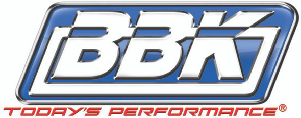 BBK 05-14 Mustang Caster Camber Plate Kit - Silver Anodized Finish