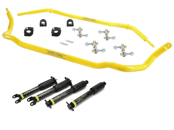 aFe Control Stage 1 Suspension Package Johnny O'Connell 97-13 Chevy Corvette C5/C6