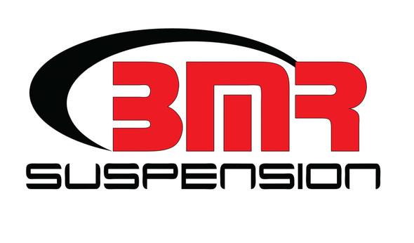 BMR 67-69 1st Gen F-Body Rear Lowering Leaf Springs (2in Drop) - Black