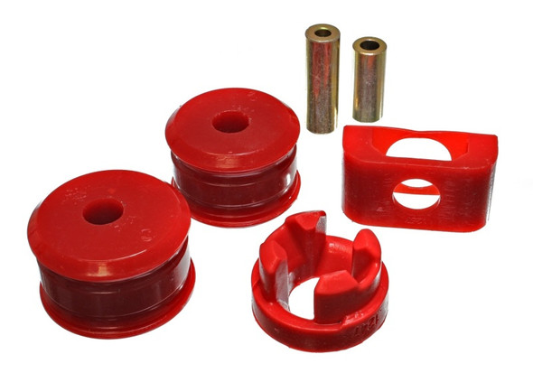 Energy Suspension 04-07 Scion XB Red Motor Mount Insert Set (3 torque mount positions only)