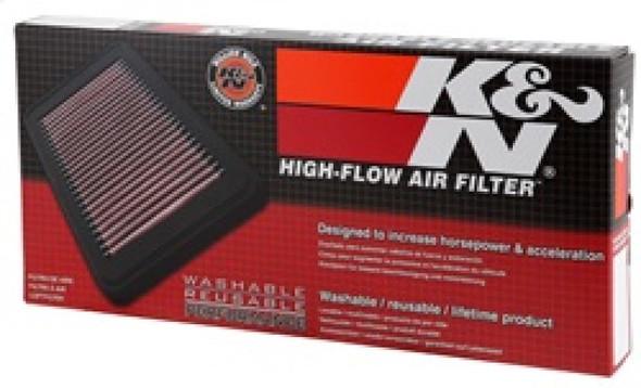 K&N 2014 BMW X4 L4-2.0L DSL Drop In Air Filter