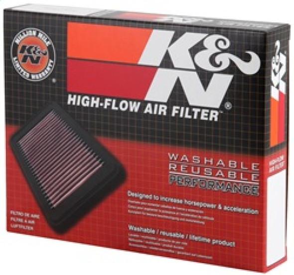 K&N 2015 Kawasaki Ninja H2 998 Drop In Replacement Air Filter