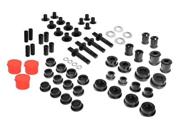 aFe Control Control Arm Bushing/Sleeve Set 97-13 Chevrolet Corvette C5/C6 Black