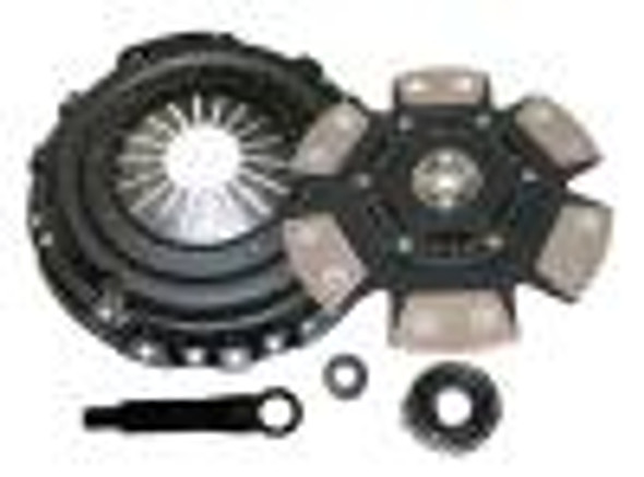Comp Clutch 1990-1996 Nissan 300ZX Stage 4 - 6 Pad Ceramic Clutch Kit