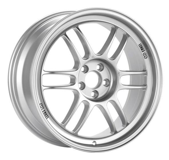 Enkei RPF1 16x7 5x114.3 35mm Offset 73mm Bore Silver Wheel