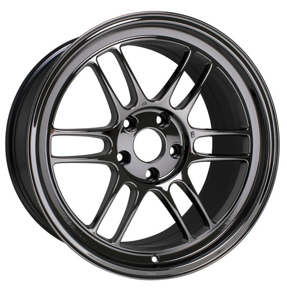 Enkei RPF1 17x9.5 5x114.3 18mm Offset 73mm Bore SBC Wheel