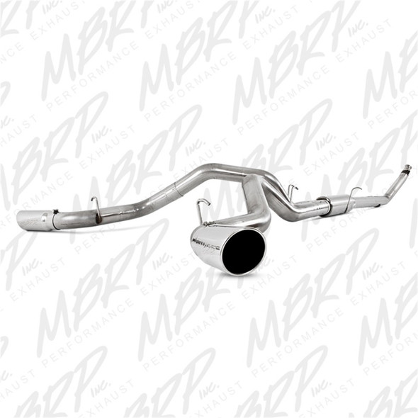 MBRP 1994-2002 Dodge 2500/3500 Cummins Turbo Back Cool Duals (4WD only)