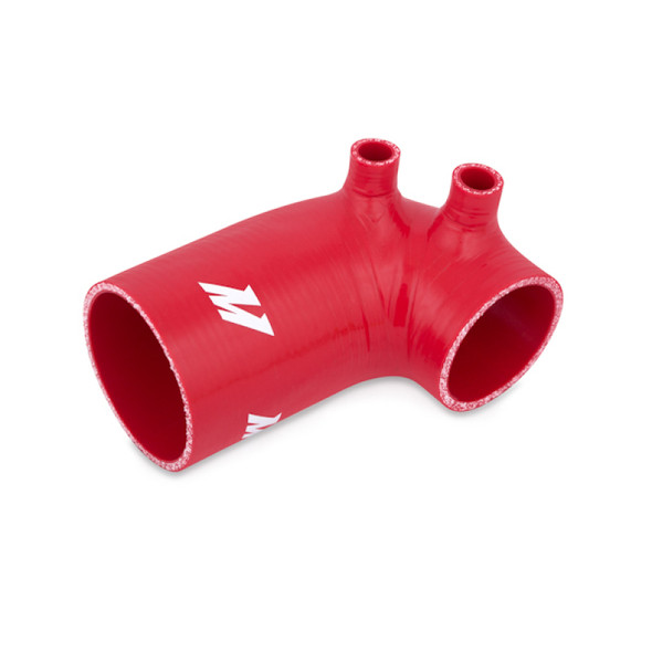 Mishimoto 92-99 BMW E36 (325/328/M3) w/ 3.5in HFM Red Silicone Intake Boot