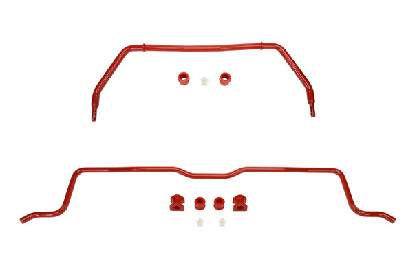 Pedders 2005-2010 Ford Mustang S197 Front and Rear Sway Bar Kit