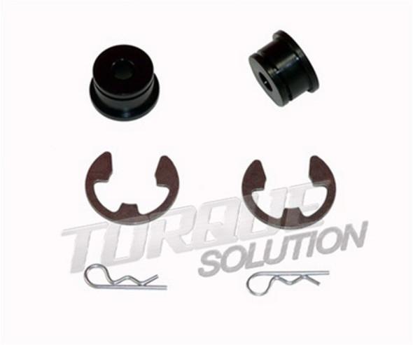 Torque Solution Shifter Cable Bushings: Audi TT 1999-06