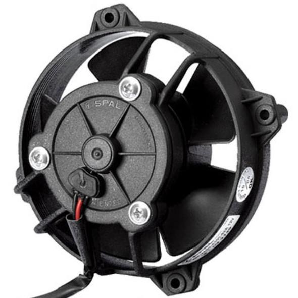 SPAL 124 CFM 4in Fan - Push