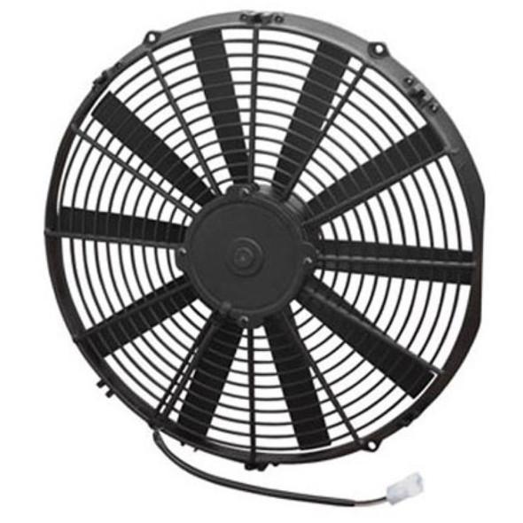 SPAL 1604 CFM 16in Medium Profile Fan - Pull