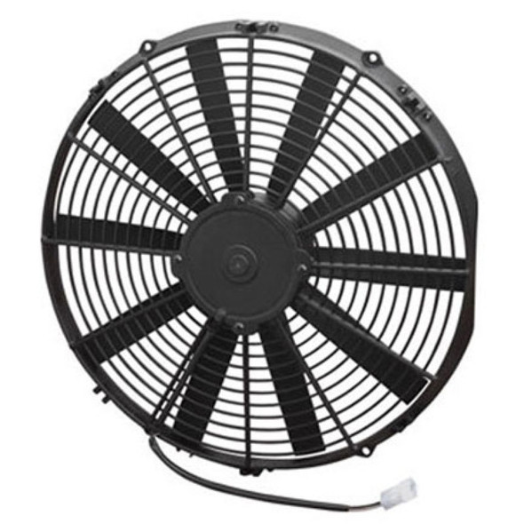 SPAL 1604 CFM 16in Medium Profile Fan - Push