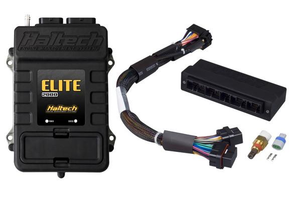 Haltech 01-05 Subaru GDB WRX Elite 2000 Plug-n-Play Adaptor Harness ECU Kit