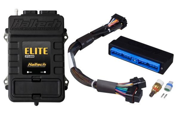 Haltech Nissan Skyline R32/33 GTS-T/GT-R & R34 GT-R Elite 2500 Plug-n-Play Adaptor Harness ECU Kit