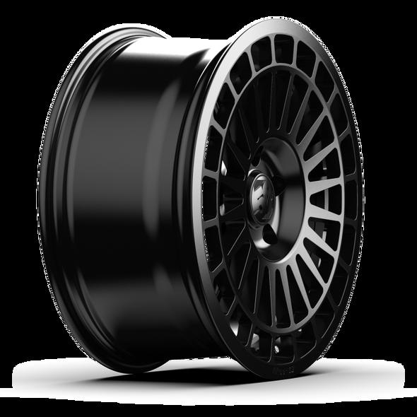 fifteen52 Integrale 17x7.5 4x108 42mm ET 63.4mm Center Bore Asphalt Black Wheel
