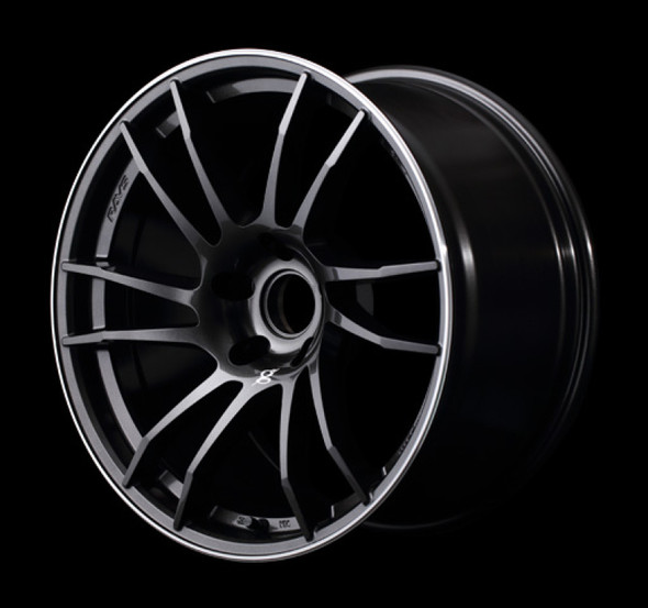 Gram Lights 57XTC 18X9.5 +38 5-114.3 SUPER DARK GUNMETAL