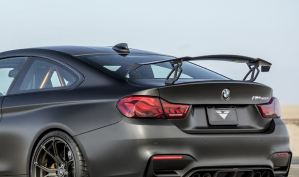 Vorsteiner BMW F8X M3/M4 VRS GTS Aero Wing Blade Carbon Fiber PP 2X2 Glossy