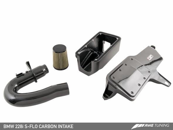 AWE Tuning BMW 228i/320i/328i/428i S-FLO Carbon Intake
