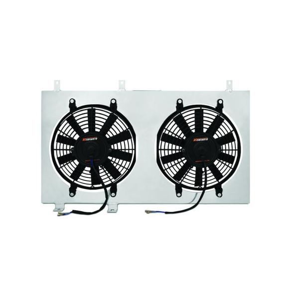 Mishimoto 00-05 Nissan Sentra SE-R Vspec Aluminum Fan Shroud Kit