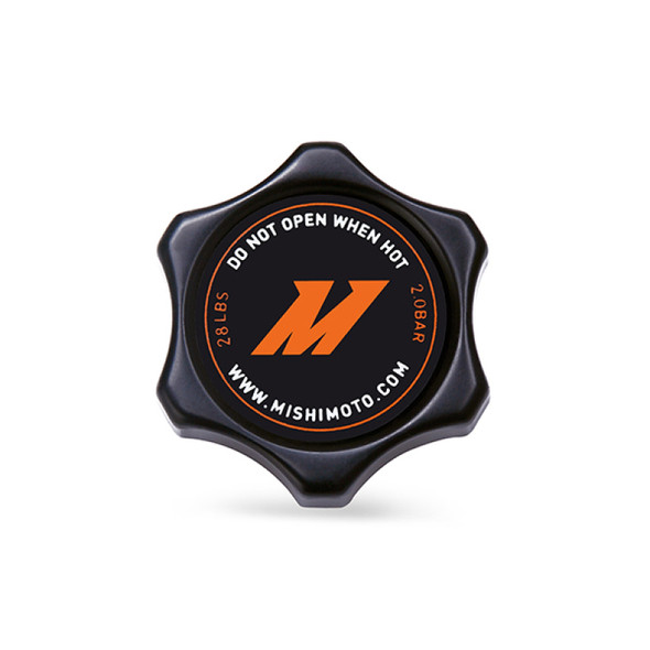 Mishimoto High Pressure 2.0 Bar Rated Radiator Cap Small