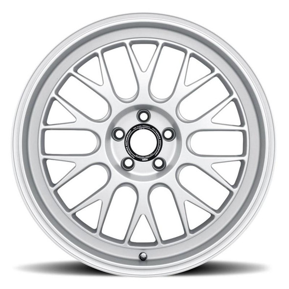 fifteen52 Holeshot RSR 19x9.5 5x120 45mm ET 64.1mm Center Bore Radiant Silver Wheel